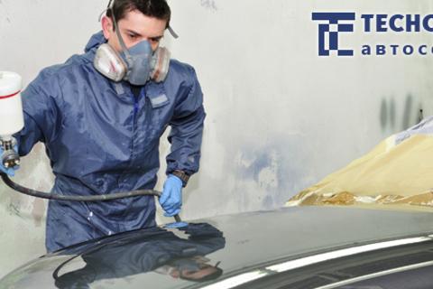 Покраска деталей, полировка кузова, комплексная химчистка салона в автосервисе Techcar77. Скидка до 86% от КупиКупон