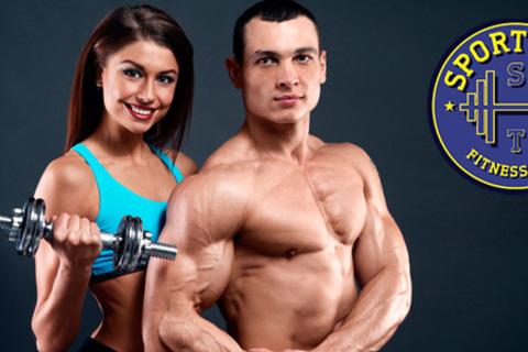 Безлимитное посещение фитнес-клуба SportTime в течение 1, 3 или 6 месяцев. Запустите движение своей жизни! Скидка до 66%