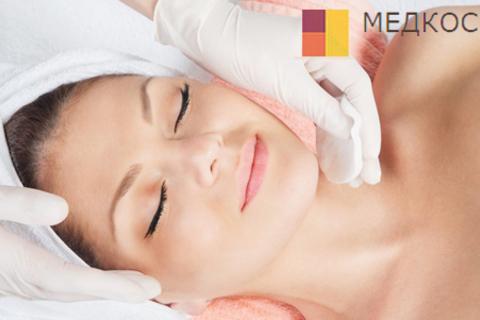 Плазмолифтинг, пилинги, мезотерапия, биоревитализация и другие процедуры по уходу за кожей в клинике «Медкосмет». Чистая и здоровая кожа! Скидка до 85%