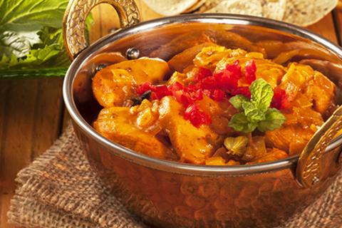 Ужин для двоих или компании до 6 человек в ресторане Curry House. Национальные индийские блюда! Скидка до 68%