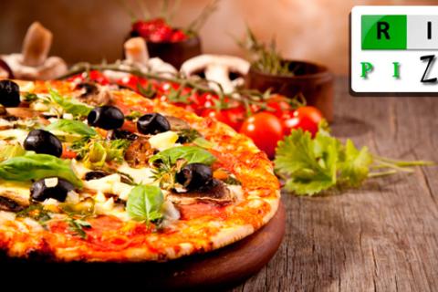 Скидка 50% на любую пиццу или осетинские пироги в службе доставки Rio Pizza. Великолепные блюда прямо у вас дома! от КупиКупон