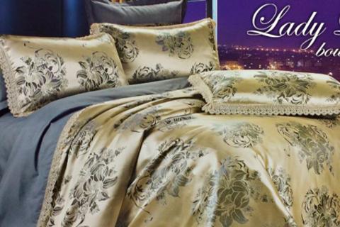 Постельное белье класса «люкс» на выбор от интернет-магазина Ladyluxboutique.ru. Скидка до 62%