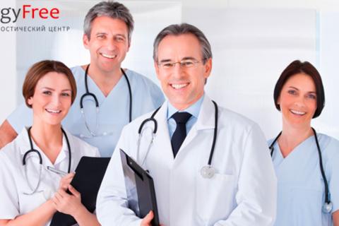 Взрослое или детское гастроэнтерологическое обследование в лечебно-диагностическом центре AllergyFree. Скидка до 76%