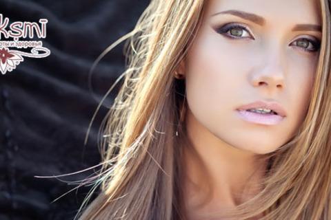 3D наращивание ресни + коррекция бровей в подарок, аквапилинг, уход за кожей вокруг глаз, 8-этапная процедура с УЗ-чисткой, аппаратный лифтинг и другие процедуры в студии красоты и здоровья Laksmi со скидкой до 73%