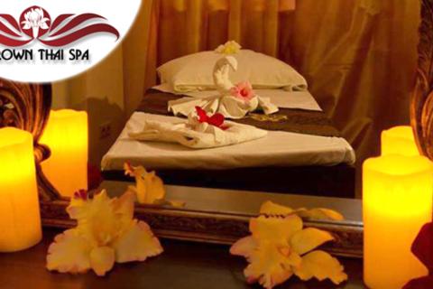 Тайский массаж и spa-программы на выбор в тайском spa-салоне премиум-класса Crown Thai Spa. Скидка до 63%