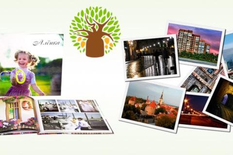 Печать до 200 фотографий «Премиум», термосублимационная печать или печать фотокниг «Премиум» или Royal от сети фотосалонов Baobab. Скидка до 83%