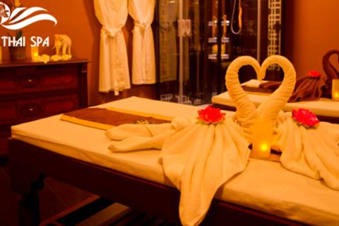 Уникальные, роскошные spa-программы для одного или двоих, а также расслабляющий или традиционный тайский массаж в салоне премиум-класса Crown Thai Spa. Скидка до 57%