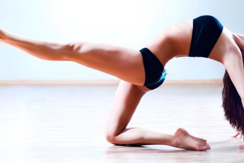 Фитнес, акробатика, эстрадная хореография, восточные, экстремальные и латинские танцы и не только в центре эстетического развития Amadeus со скидкой до 81%