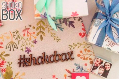 Шоколадный подарок с фото любимого человека от ShokoBox. Незабываемый сюрприз! Скидка до 51%