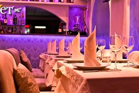 Скидка 50% на все напитки и организацию банкетов в ресторане-караоке «Цvet» на Таганской + скидка 30% на все меню кухни