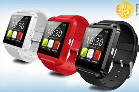 Смарт-часы Smart Watch U8 для IOS и Android с доставкой по всей России от интернет-магазина R&S Fashion. Скидка 84%