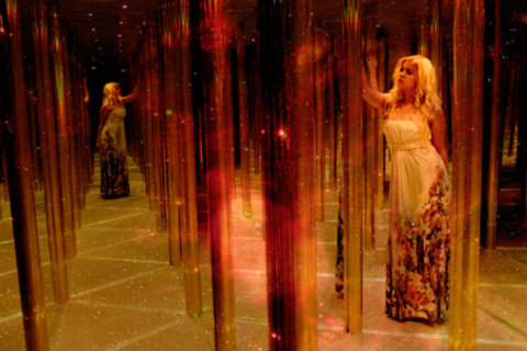 Посещение зеркального лабиринта «Мир Минотавра». Скидка до 55%