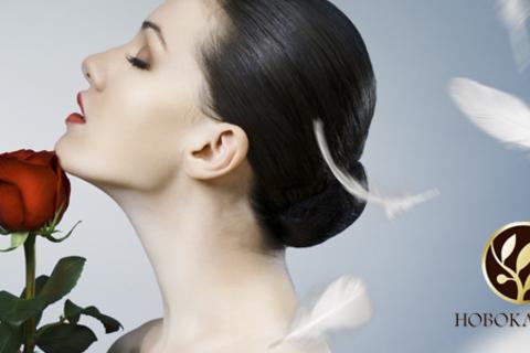 Газожидкостный пилинг + альгинатная маска «Весенний уход за лицом» в сети «Новоклиник». 1, 3, 5 или 7 сеансов.  Скидка до 84%