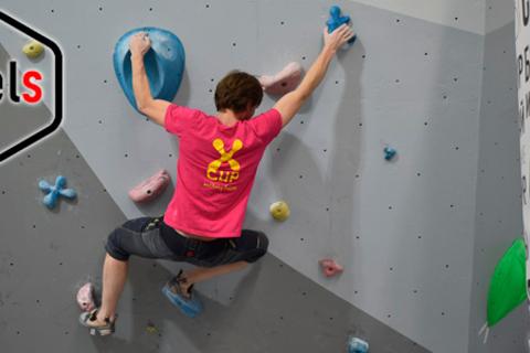Занятия в клубе экстремальных видов спорта Igels: скалодром, батутно-паркурная зона, веревочный городок. Скидка до 69%