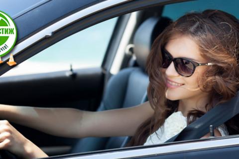 Индивидуальный подход! Обучение вождению для получения прав категории «B» на автомобиле с механической коробкой передач в автошколе «Автопрестиж» со скидкой 82%