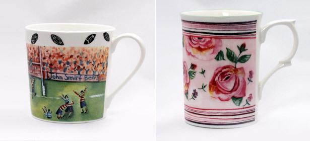 Украшение любого чаепития: фарфоровые и керамические кружки от интернет-магазина «Фарфоретка»: сертификат 250р.=500р.