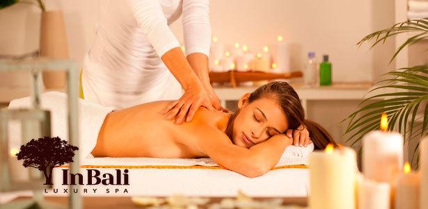 Спа-программы для 1 или 2 человек, сеансы массажа на выбор в салоне inbali  – Москва – КупиКупон